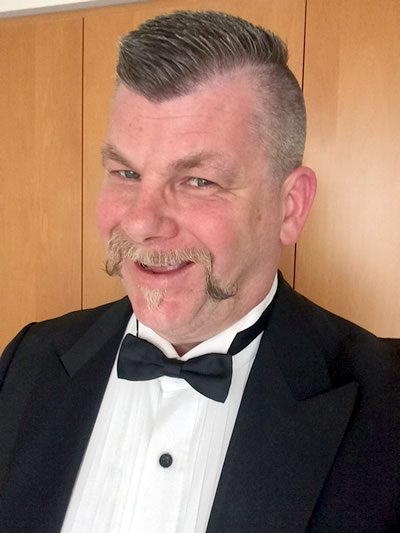 Celebrity Chef Andy McCutcheon