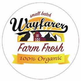 Small Batch Wayfarer Farm Fresh 100% Organic